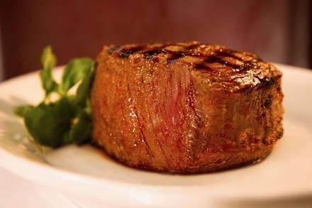 Morton's The Steakhouse - Wacker Place best steaks in chicago