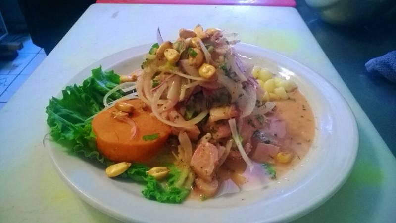 4 Suyos Peruvian Restaurant