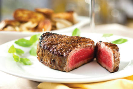 Eddie V's best chicago steakhouse
