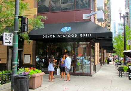Devon Grill - Chicago best steakhouses in chicago