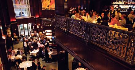 Del Frisco's Double Eagle Steak House best chicago steakhouse