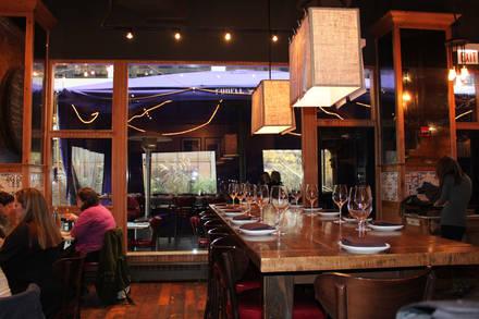 The Purple Pig best italian restaurant in chicago;