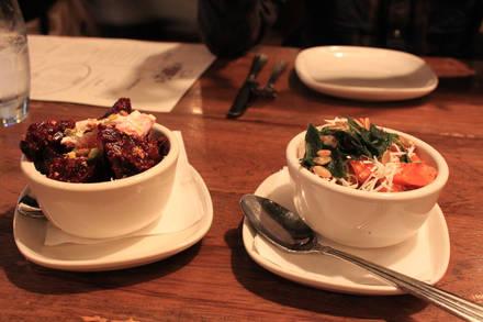 The Purple Pig best ramen in chicago;