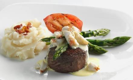 McCormick & Schmick's Seafood - Chicago (Wacker Dr.) best steak chicago
