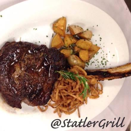 Statler Grill best steakhouse nyc