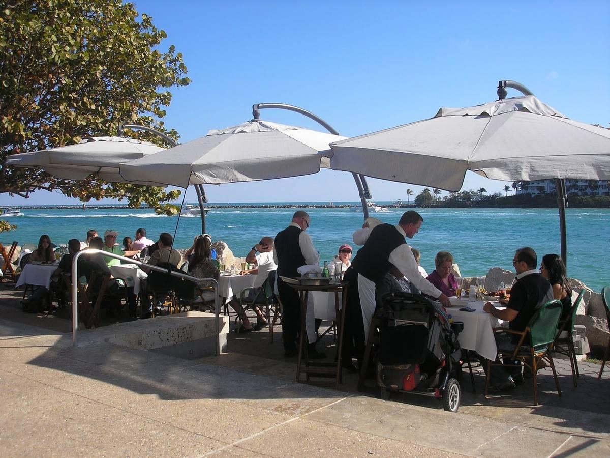 Great Restaurants On South Beach Miami