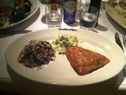 Palm Beach Grill steak house miami