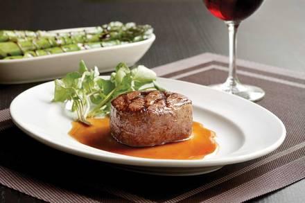Morton's The Steakhouse best steak in miami