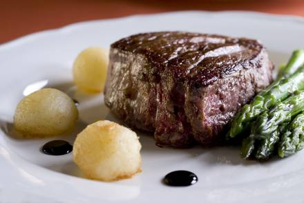 Morton's The Steakhouse steak house miami