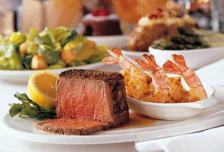 Morton's The Steakhouse miami steakhouse