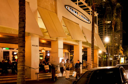 Prime Italian best steakhouse in miami