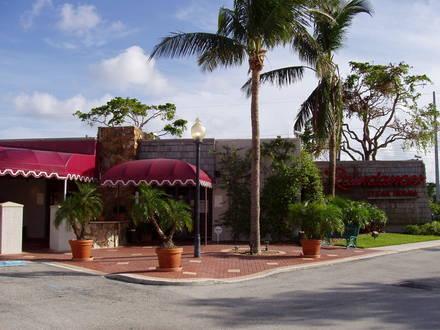 Raindancer Steak House best steakhouse in miami