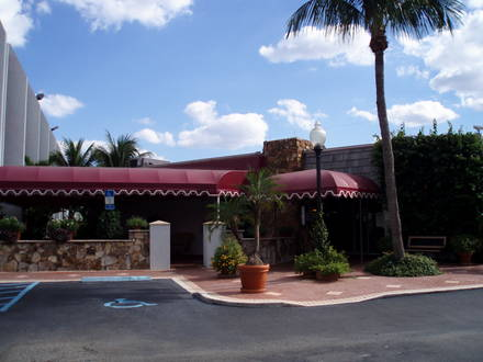 Raindancer Steak House miami steakhouse