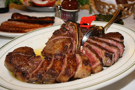 Wolfgang's Steakhouse miami steakhouses
