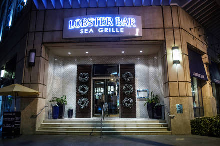 Lobster Bar Sea Grille best steakhouse in miami