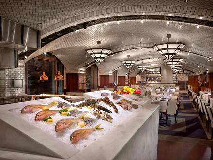 Lobster Bar Sea Grille miami steakhouses