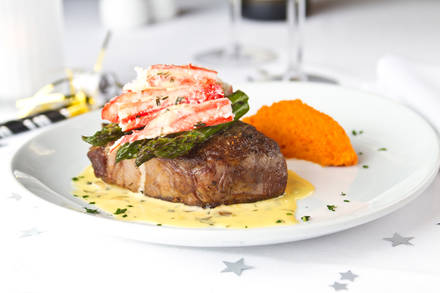Fleming's Prime Steakhouse & Wine Bar best steakhouse in miami