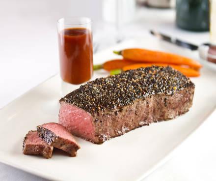 Fleming's Prime Steakhouse & Wine Bar miami steakhouse