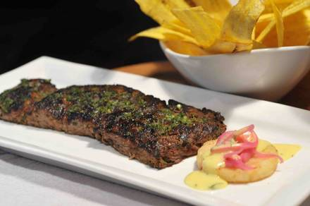 Houston's steak house miami