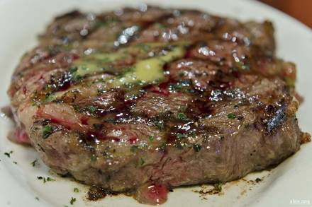 Ruth's Chris Steak House brazilian steakhouse miami
