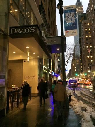 Davio's best steakhouse in nyc