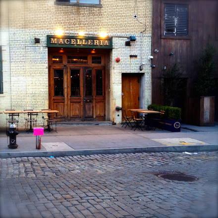 Macelleria prime steakhouse nyc