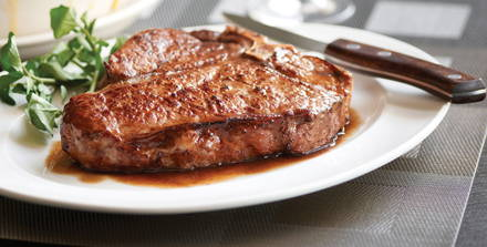 Morton's The Steakhouse best steakhouses in nyc