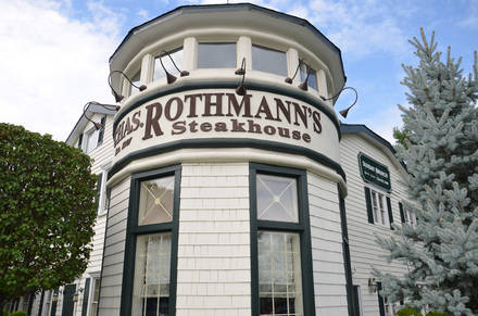 Rothmann's Steakhouse best steakhouse nyc