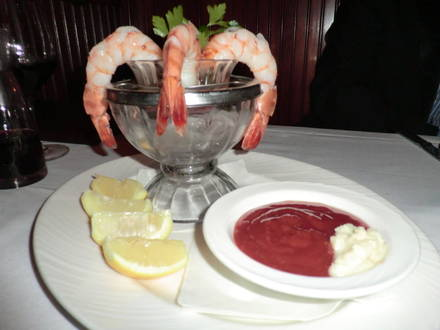 The Palm Restaurant best steakhouses in nyc