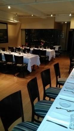Staghorn Steakhouse best steakhouse in nyc