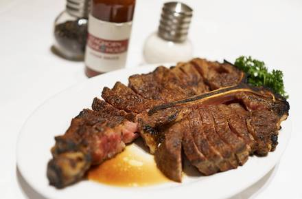 Staghorn Steakhouse best steakhouses in nyc