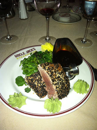 Uncle Jack's prime steakhouse nyc