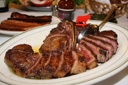 Wolfgang's Steakhouse best steak in nyc best steak nyc