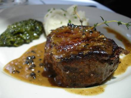 Wolfgang's Steakhouse best steakhouse nyc
