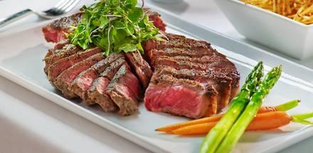 Diplomat Prime miami steakhouse