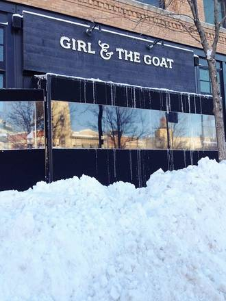 Girl and the Goat best chicago restaurants