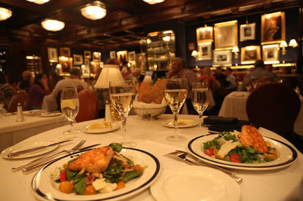 RL Restaurant best steakhouses in chicago