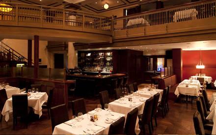 Benjamin Steakhouse best steakhouse in nyc
