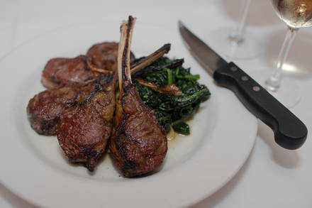 Benjamin Steakhouse nyc steakhouses