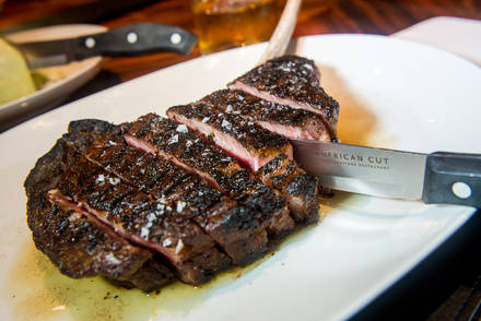 American Cut  best steakhouse nyc