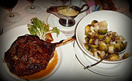 Eddie Merlot's best steakhouse in chicago