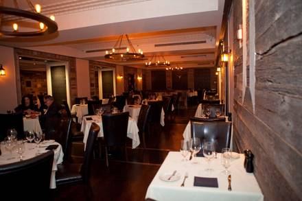 Angus Club Steakhouse best steakhouse in nyc