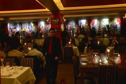Lincoln Square Steak best steakhouses in nyc