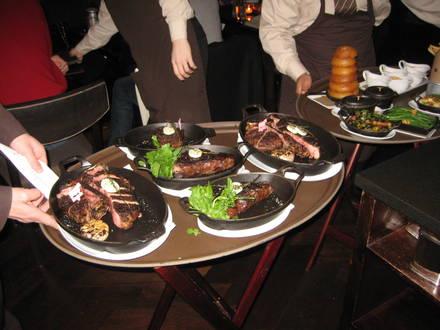 BLT Steak best steakhouse in nyc