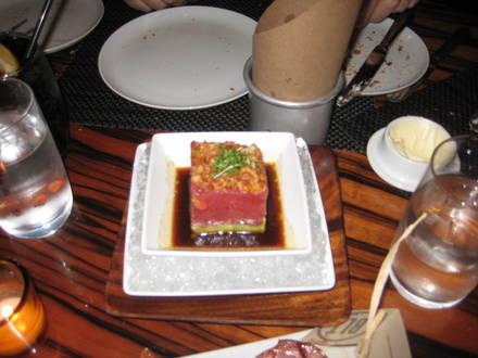BLT Steak prime steakhouse nyc