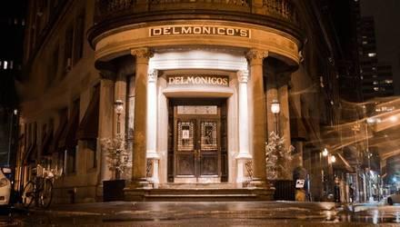 Delmonico's steak restaurants nyc