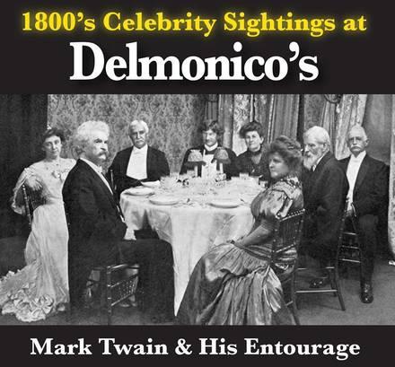 Delmonico's steakhouse new york