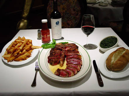 Ben & Jack's Steak House steak restaurants nyc