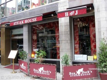 Ben & Jack's Steak House steakhouse nyc