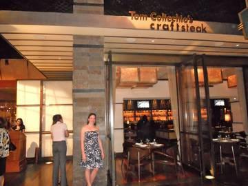 vegas steakhouse